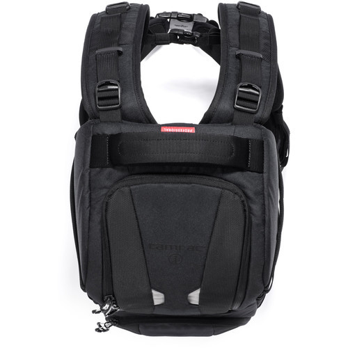 Tamrac Anvil Super 25 Backpack for DSLR with Attached 600mm Lens