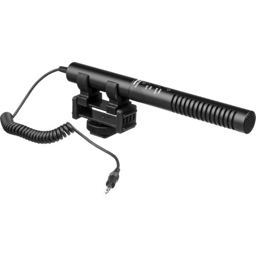 Azden SGM-990 Shotgun Microphone with Long and Short Pickup Patterns