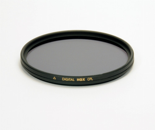 55mm Digital HGX Circular Polarizing (CPL) Filter