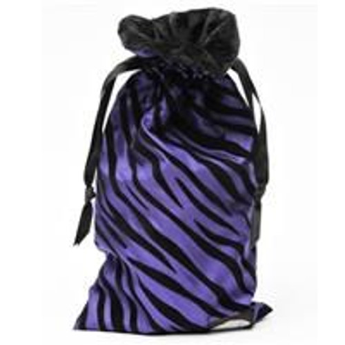 Mod Accessory Bag (Purple Zebra)