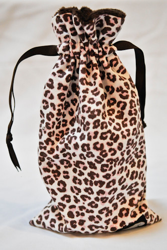 Mod Accessory Bag (Pink Leopard)