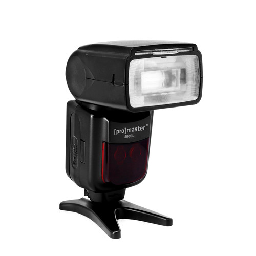 Promaster Speedlight 200SL for Canon