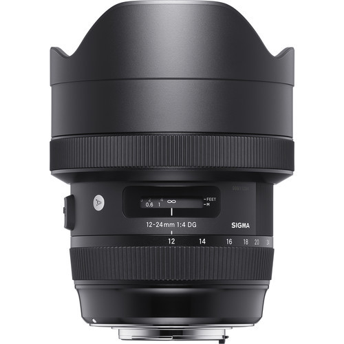 Sigma 12-24mm f/4 DG HSM Art Lens for Nikon F