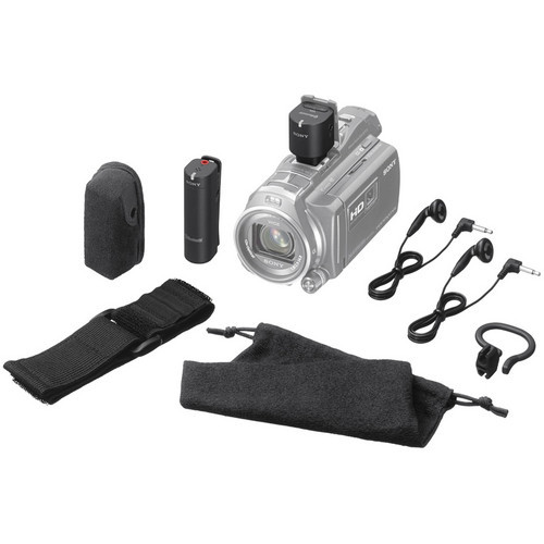 Sony ECM-W1M Wireless Microphone for Cameras with Multi-Interface Shoe