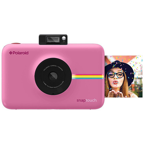 Polaroid Snap Touch Instant Digital Camera (Pink)