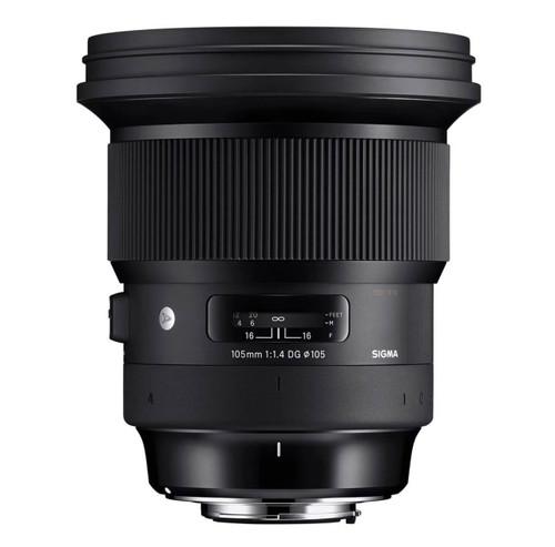Sigma 105mm f/1.4 DG HSM Art Lens for Sony E-Mount