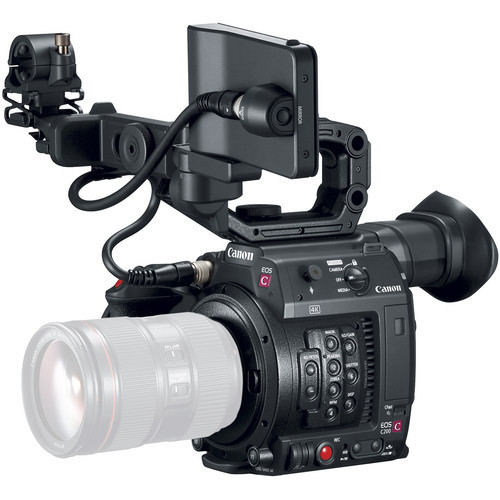 Canon EOS C200 Cinema Camera (PL-Mount)