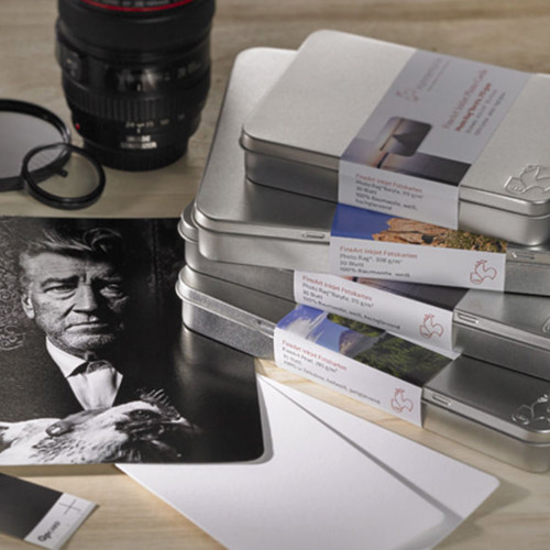 "Hahnemühle FineArt Baryta Satin FineArt Photo Cards (4 x 6"", 30 Cards)"