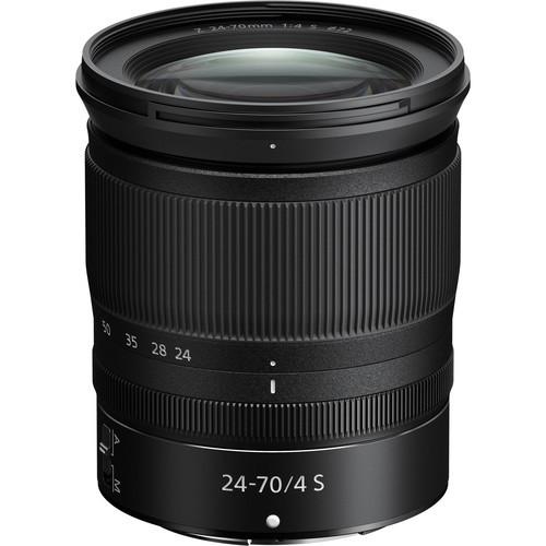 NIKKOR Z 24-70mm f/4 S Lens