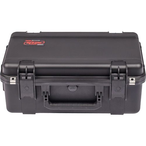SKB iSeries 2011-8 Case with Think Tank-Designed Photo Dividers & Lid Organizer (Black)