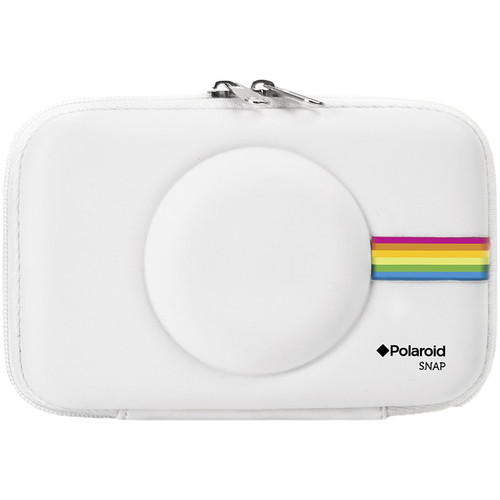 Polaroid EVA Case for Snap and Snap Touch Instant Digital Cameras (White)