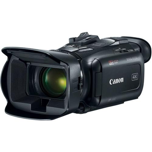 Canon Vixia HF G50 UHD 4K Camcorder (Black)