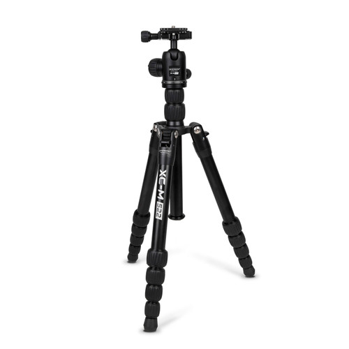 Promaster XC-M 522 Professional Aluminum Tripod Kit with Head - Black