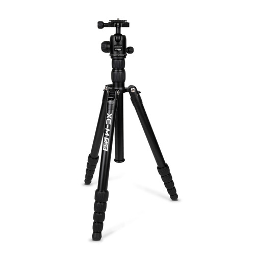 Promaster XC-M 525 Professional Aluminum Tripod Kit with Head - Black