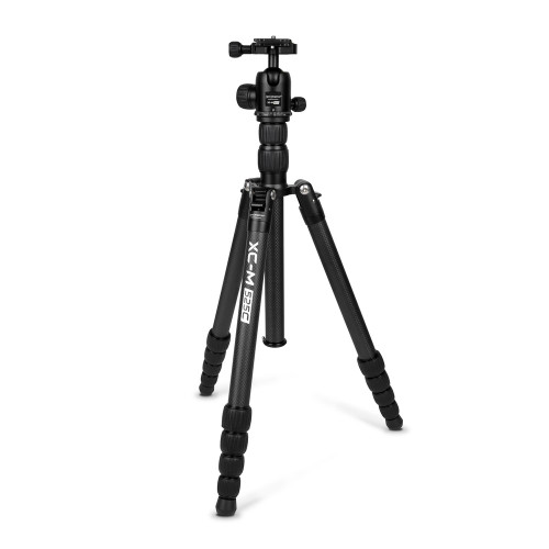Promaster XC-M 525 Professional Carbon Fiber Tripod Kit with Head - Black