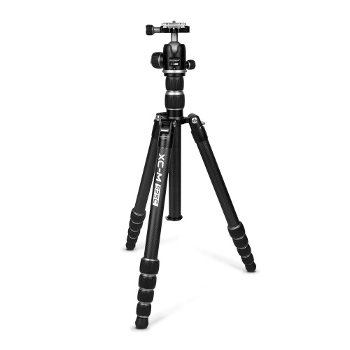 Promaster XC-M 525 Professional Carbon Fiber Tripod Kit with Head - Silver