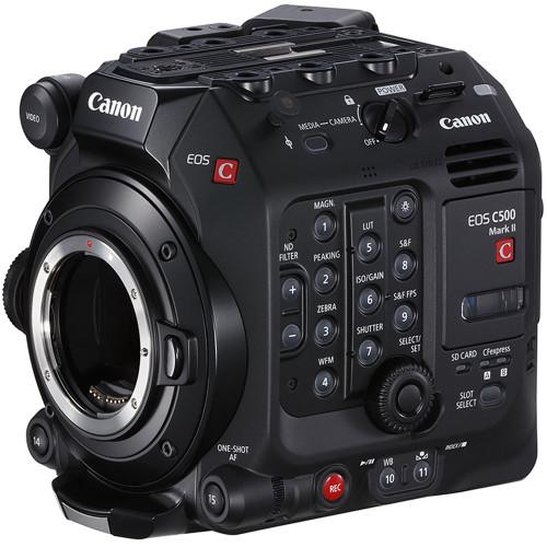 Canon EOS C500 Mark II (EF Mount)