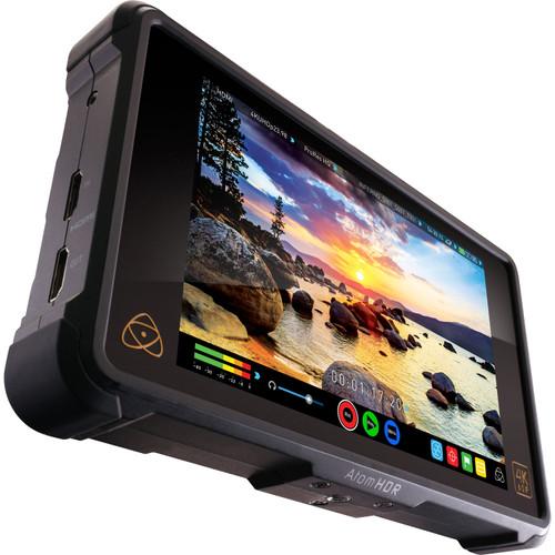 "Atomos Shogun Inferno 2 - 7"" 4K HDMI/Quad 3G-SDI/12G-SDI Recording Monitor"