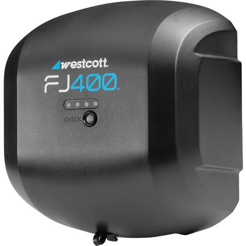 Westcott FJ400 AC/DC Lithium Polymer Battery