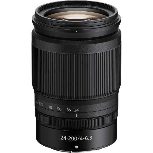 Nikon NIKKOR Z 24-200mm f/4-6.3 VR Lens