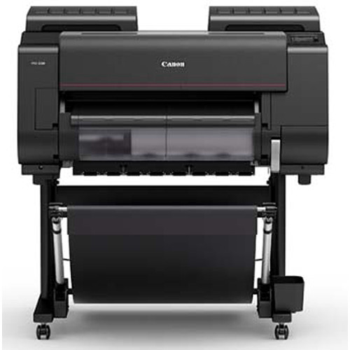 "Canon imagePROGRAF Pro-2100 24"" Professional Photographic Large-Format Inkjet Printer"