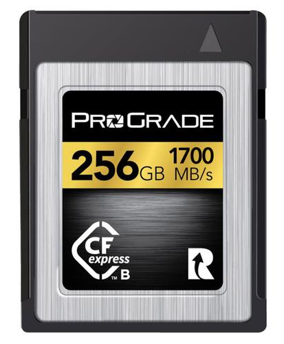 ProGrade 256GB Digital CFexpress 2.0 Gold Memory Card
