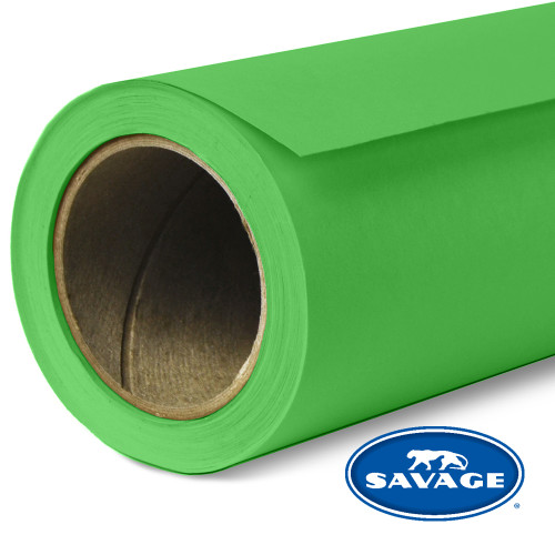 "Savage Tech Green Seamless Paper (107"")"