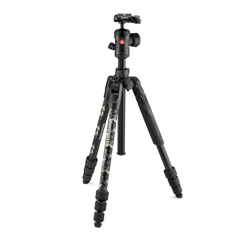 Manfrotto Befree Advanced Camo Wild Green Tripod (Limited Edition)