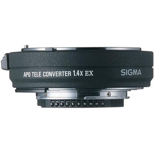 Sigma 1.4x EX DG APO Tele-Converter AF for Canon & Nikon