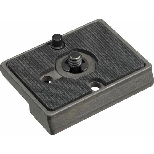 "Manfrotto 200PL-14 Rectangular Quick Release Plate with 1/4""-20 Screw"