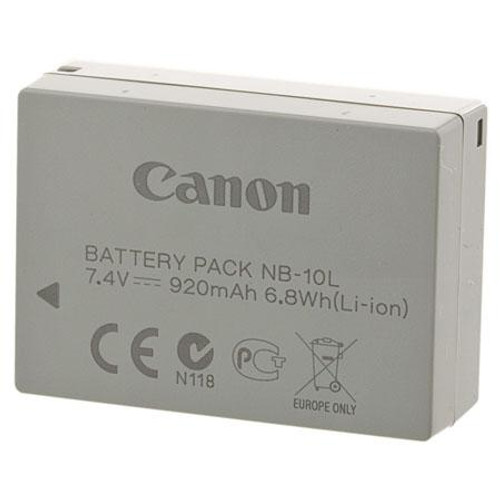 CANON BATTERY PACK/NB-10L