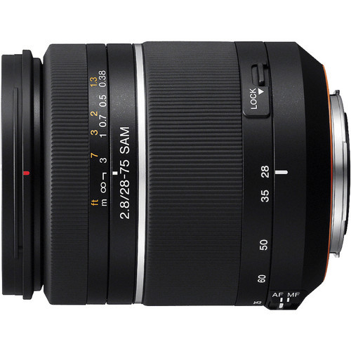 Sony 28-75mm f/2.8 Alpha A-Mount Standard Zoom Lens