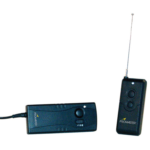 PromastervSystemPRO Professional Wireless Remote Shutter Release for Sony RM-S1 Type Connector