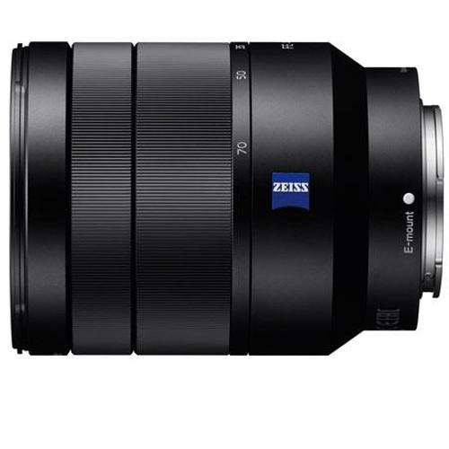 Sony Vario-Tessar T* FE 24-70mm f/4 ZA OSS Lens