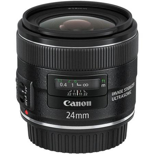 Canon EF 24mm F/2.8 IS Lens