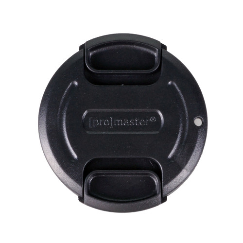 Promaster Professional Snap-On Lens Cap - 52mm