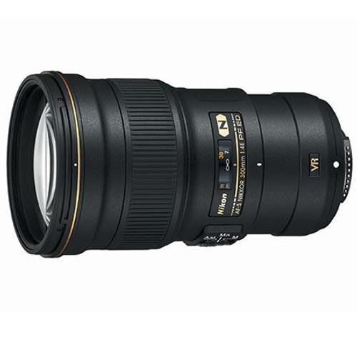 Nikon 300mm f/4E PF ED VR AF-S Nikkor Lens