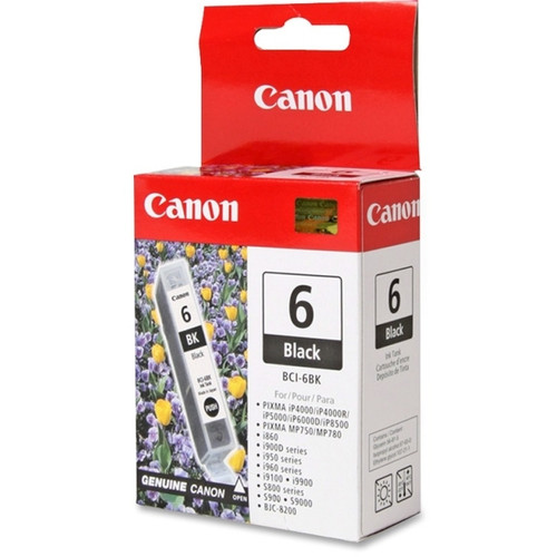 Canon Ink/BCI-6 Black