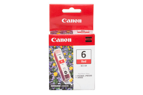 Canon Ink/BCI-6 Red
