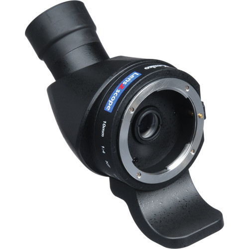 Kenko Lens2scope Adapter for Nikon F Mount (Angled View)