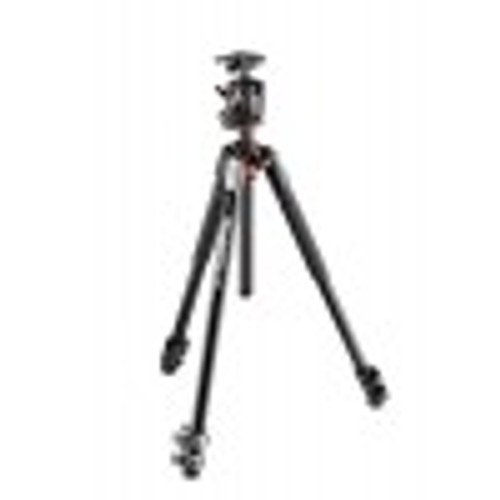 Manfrotto MK190XPRO3-BH Aluminum Tripod with 496RC2 Ball Head