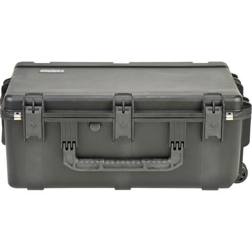 SKB iSeries 2918-10BC Waterproof Case (Black, Cubed Foam)
