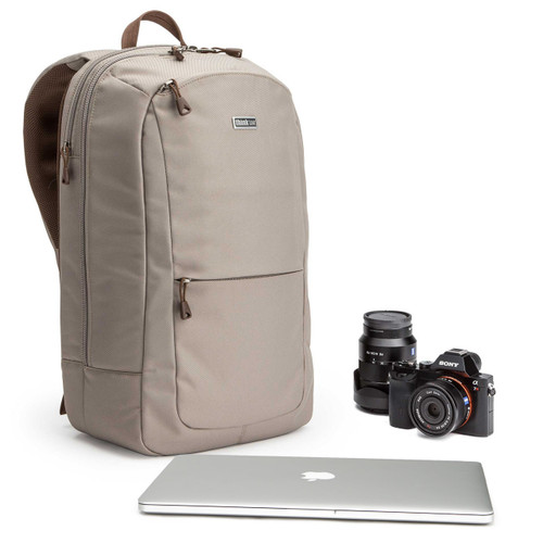 Think Tank Photo Perception 15 Backpack (Taupe)
