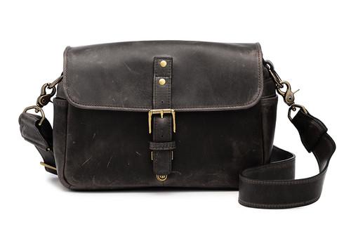 Ona Bowery Leather Messenger Bag (Truffle)
