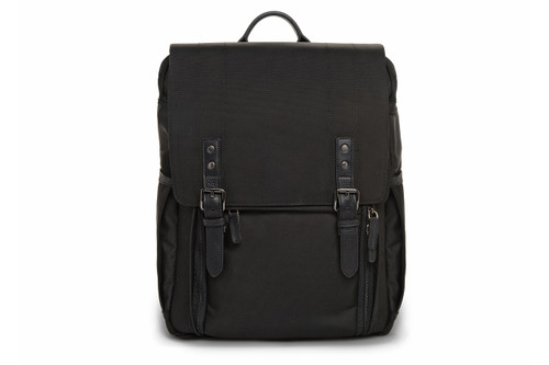 Ona Camps Bay Nylon Backpack (Black)