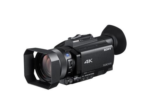 "Sony PXW-Z90V Compact 1"" XDCAM 4K Camcorder with 3G-SDI Output"