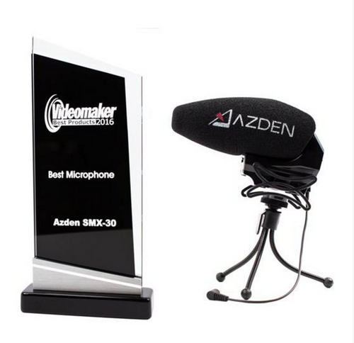 Azden SMX-30 Ultimate Video Microphone