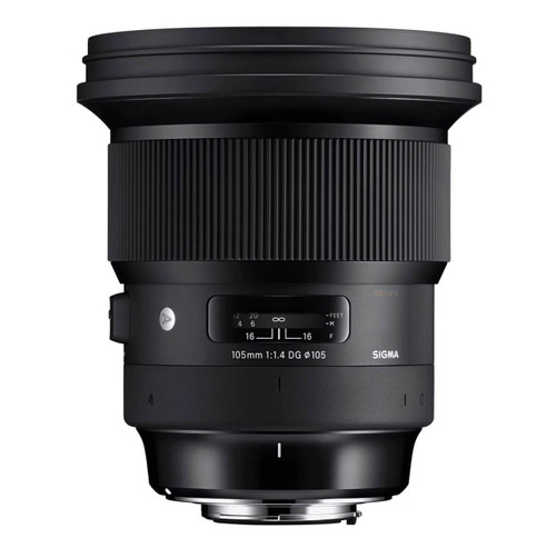 Sigma 105mm f/1.4 DG HSM Art Lens for Sony E-Mount