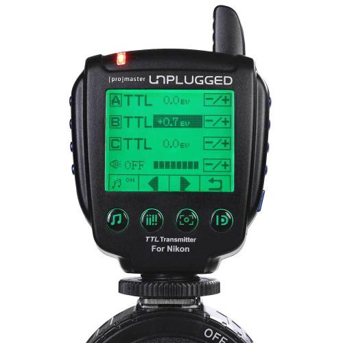 ProMaster Unplugged TTL Transmitter for Nikon