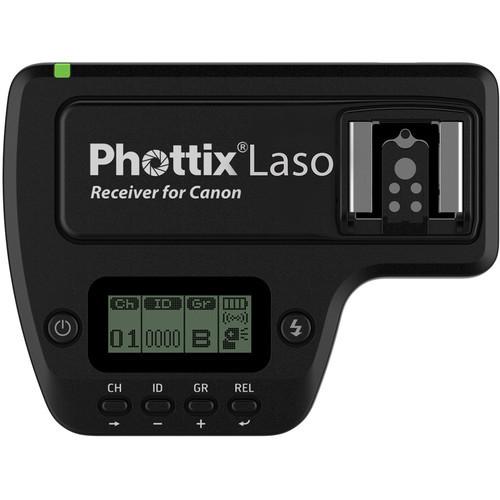 Phottix Laso TTL Flash Trigger Receiver for Canon